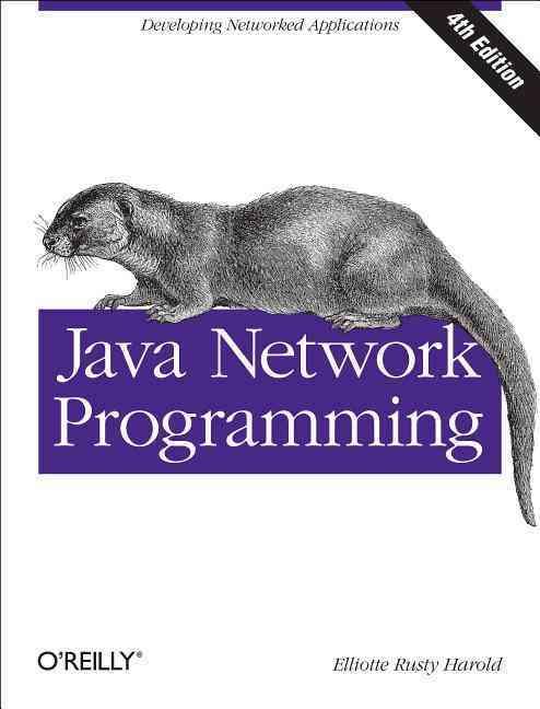 Java Network Programming By Harold, Elliotte Rusty